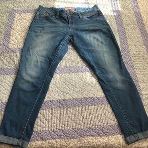 YMI Wannabettabutt ankle crop jeans!